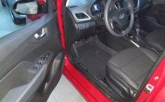 Hyundai Accent 2019 Hatchback Rojo   -10