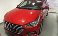 Hyundai Accent 2019 Hatchback Rojo   -8