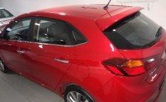 Hyundai Accent 2019 Hatchback Rojo   -7
