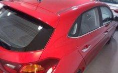 Hyundai Accent 2019 Hatchback Rojo   -6