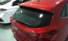 Hyundai Accent 2019 Hatchback Rojo   -3