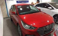Hyundai Accent 2019 Hatchback Rojo   -1