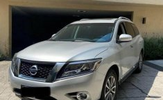 Nissan Pathfinder ADVANCE 2015, Una dueña, Pantallas-2