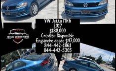 VW Jetta MK6 2017-6
