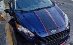 Ford Fiesta 2016 Hatchback-1
