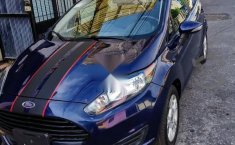 Ford Fiesta 2016 Hatchback-0