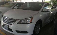 Nissan Sentra Advance 2016 std pague hasta Julio-0