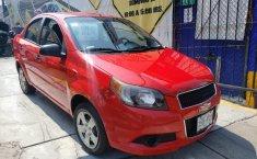 Chevrolet Aveo 1.6 A 5vel Mt-5