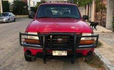 Ford Ranger 2004 std motor 4 cil 2.3 litro clima no funciona detalles esteticos fac original yucatan-2