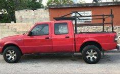 Ford Ranger 2004 std motor 4 cil 2.3 litro clima no funciona detalles esteticos fac original yucatan-0
