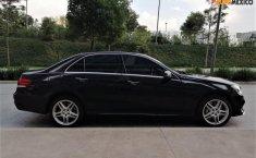 Mercedes-Benz E500 2014 Negro 4 PTS, E500, CGI, BITURBO, TA. GPS-3