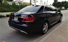 Mercedes-Benz E500 2014 Negro 4 PTS, E500, CGI, BITURBO, TA. GPS-6