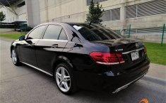Mercedes-Benz E500 2014 Negro 4 PTS, E500, CGI, BITURBO, TA. GPS-5