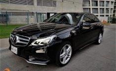 Mercedes-Benz E500 2014 Negro 4 PTS, E500, CGI, BITURBO, TA. GPS-1