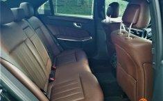 Mercedes-Benz E500 2014 Negro 4 PTS, E500, CGI, BITURBO, TA. GPS-17