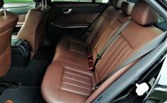 Mercedes-Benz E500 2014 Negro 4 PTS, E500, CGI, BITURBO, TA. GPS-16