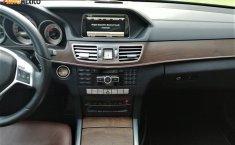 Mercedes-Benz E500 2014 Negro 4 PTS, E500, CGI, BITURBO, TA. GPS-14
