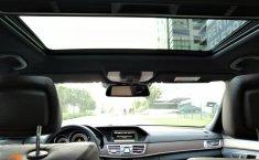 Mercedes-Benz E500 2014 Negro 4 PTS, E500, CGI, BITURBO, TA. GPS-18