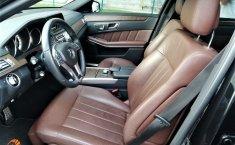 Mercedes-Benz E500 2014 Negro 4 PTS, E500, CGI, BITURBO, TA. GPS-12