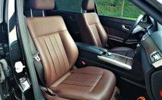 Mercedes-Benz E500 2014 Negro 4 PTS, E500, CGI, BITURBO, TA. GPS-13
