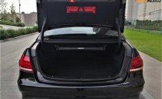 Mercedes-Benz E500 2014 Negro 4 PTS, E500, CGI, BITURBO, TA. GPS-10