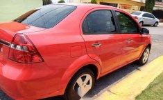 Chevrolet Aveo lt 2017 cambio de linea aut-0