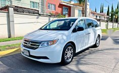 Honda Odyssey EXL 2013 Factura Original piel DVD equipad-5