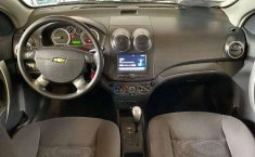 Chevrolet Aveo lt automatico 2018-2