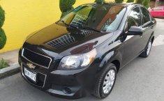 Chevrolet Aveo 2014 Automático con clima 76000 km. Impecable-10