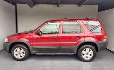 Ford Escape 2004 5p XLT aut piel-9