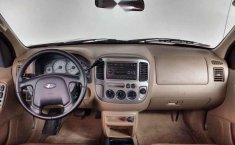 Ford Escape 2004 5p XLT aut piel-8