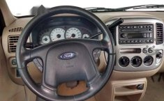 Ford Escape 2004 5p XLT aut piel-7