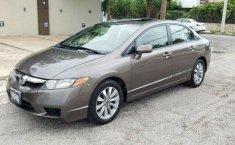 Honda Civic EXL 2010 aut -0