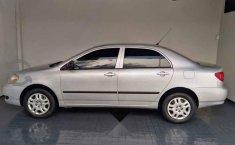 Toyota Corolla 2008 4p CE aut a/a-3