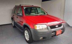 Ford Escape 2004 5p XLT aut piel-3