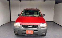Ford Escape 2004 5p XLT aut piel-2