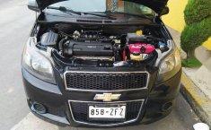 Chevrolet Aveo 2014 Automático con clima 76000 km. Impecable-3