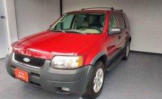 Ford Escape 2004 5p XLT aut piel-0