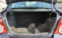 Chevrolet Sonic 2016 4p LTZ L4/1.6 Aut-1