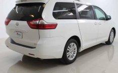 Toyota Sienna 2017 5p XLE V6/3.5 Aut-4