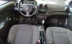 Chevrolet Aveo 2014 Automático con clima 76000 km. Impecable-2