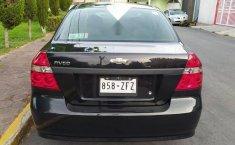 Chevrolet Aveo 2014 Automático con clima 76000 km. Impecable-1
