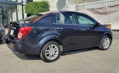 Chevrolet Sonic 2016 4p LTZ L4/1.6 Aut-0