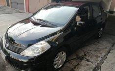 Nissan Tiida automático servicos de agencia-0
