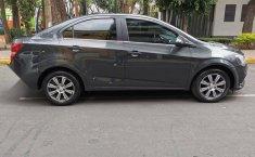 Chevrolet Sonic ltz premier 2017-7