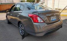 Nissan Versa Exclusive Automático 2015 Seminuevo-9