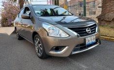 Nissan Versa Exclusive Automático 2015 Seminuevo-8