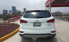 Hyundai Santa Fe 2017 5p Sport L4/2.0/T Aut-12