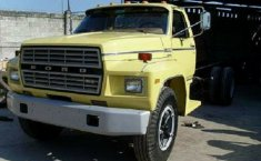 Camion Ford F-600 chasis cabina 1984-6