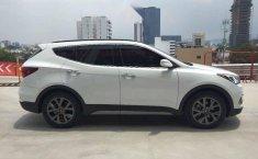Hyundai Santa Fe 2017 5p Sport L4/2.0/T Aut-10